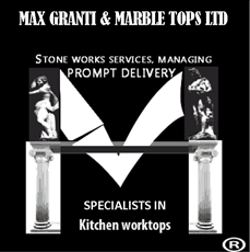 Max Granti and Marble Tops